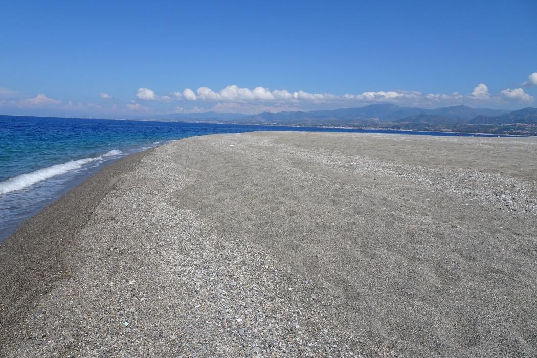 Najdalej w morze wysunięta część