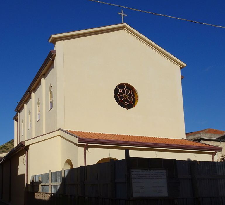 Kościół w Mongiove