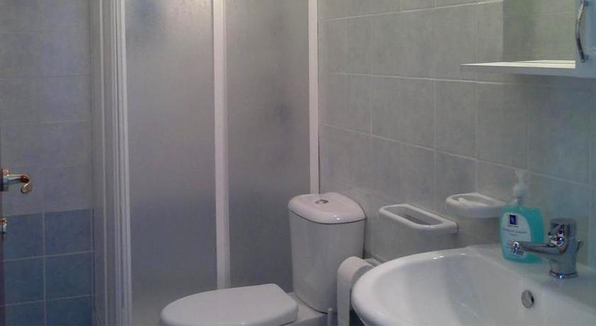 App. Senior, łazienka