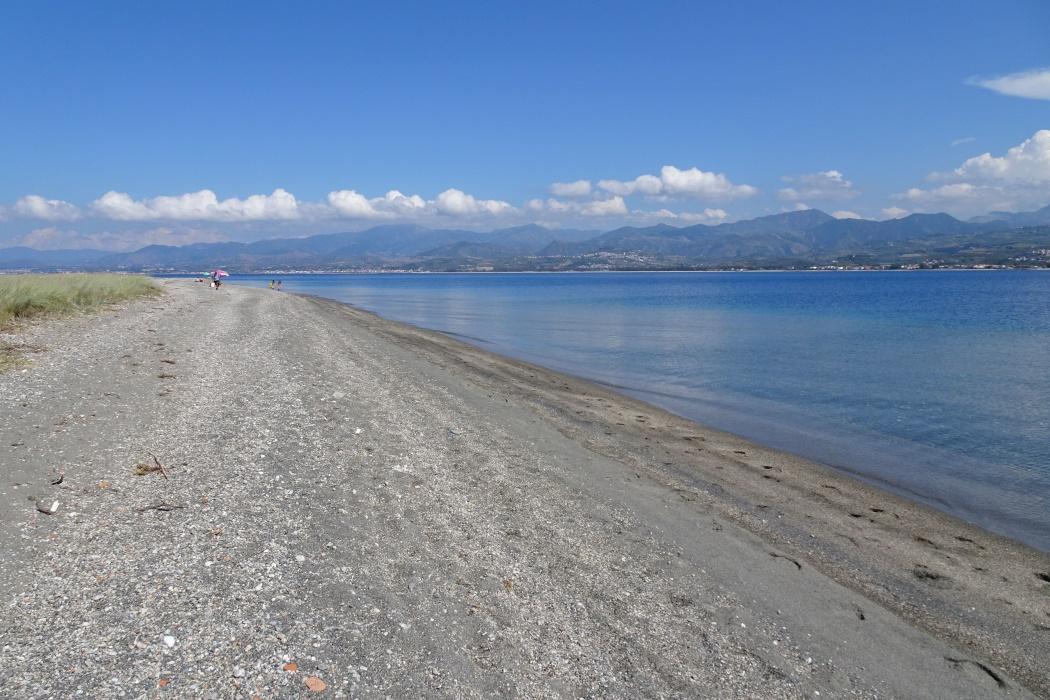 Wschodnia część laguny
